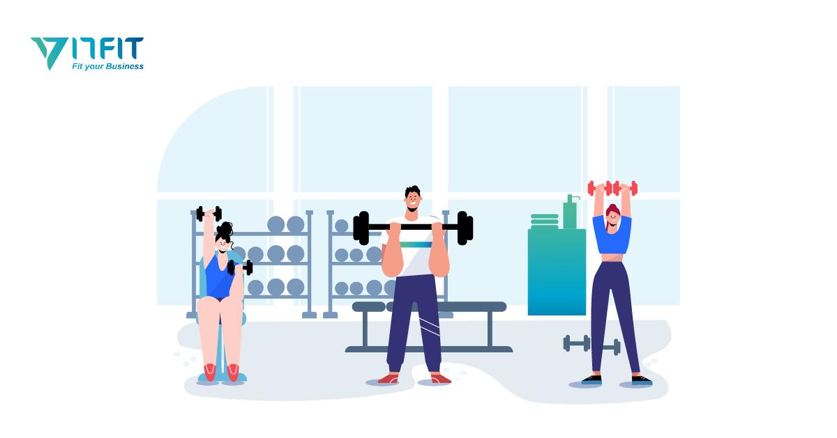 健身房創業