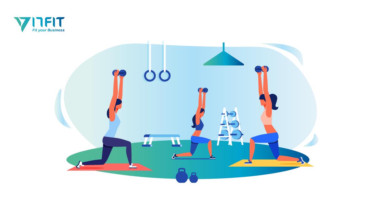 健身房導入新客戶
