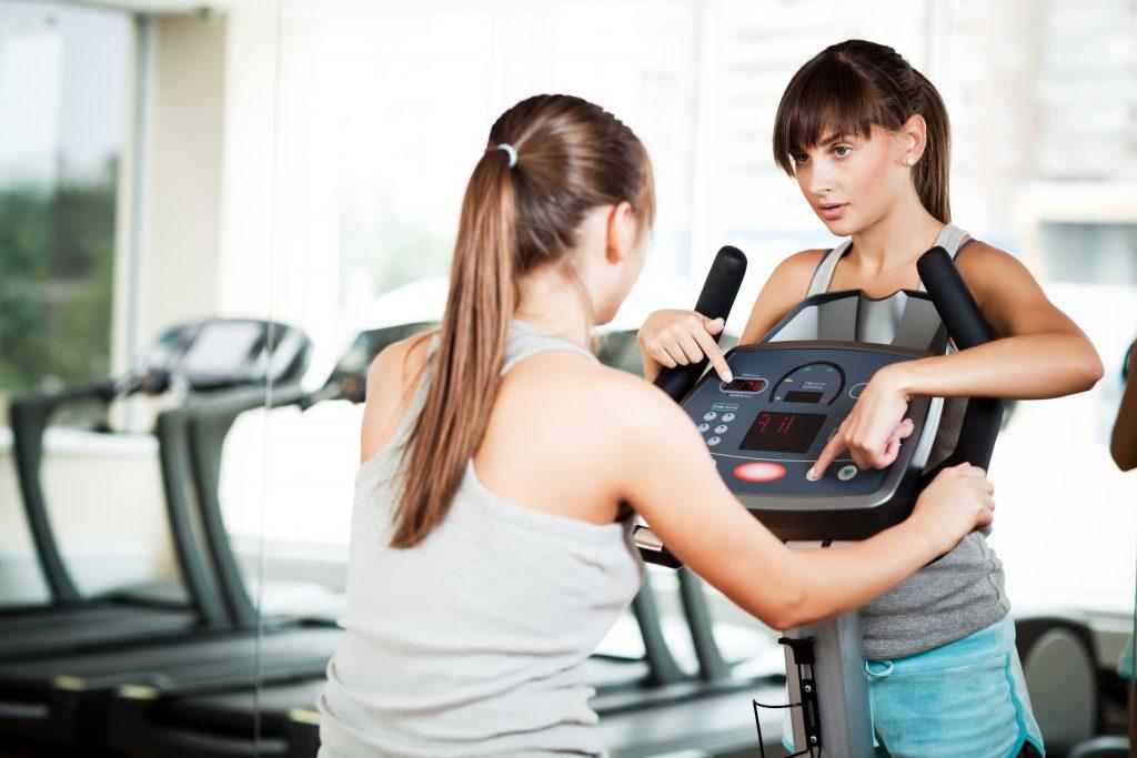 健身房體驗:吸引新客源