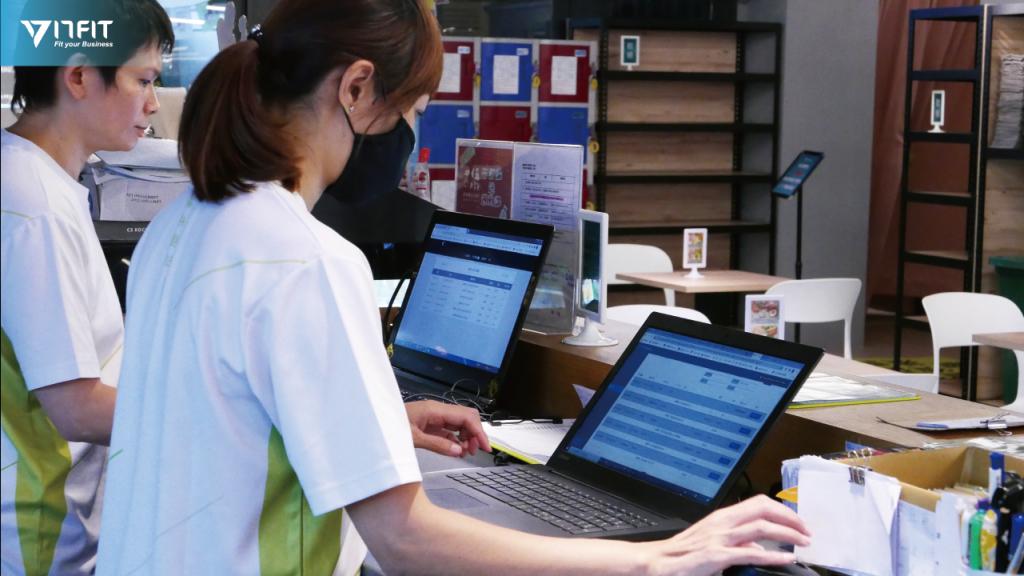 轉型成果:顧客、管理達雙贏,17FIT課程預約便捷、支援手機即時管理