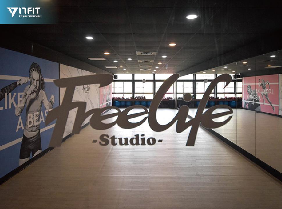 17FIT評價:高雄 Free Life Studio