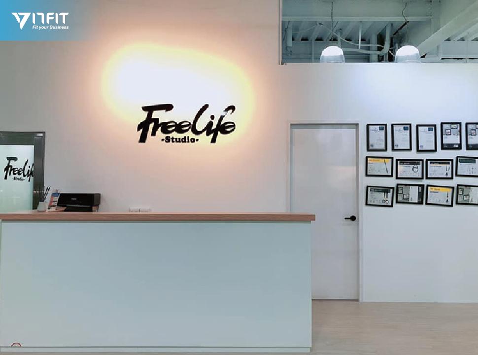 17FIT評價:Free Life Studio