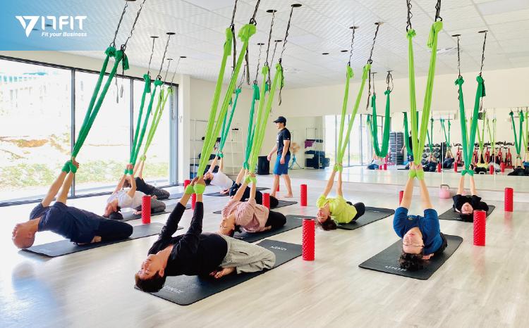 17FIT使用心得:要動健身會館