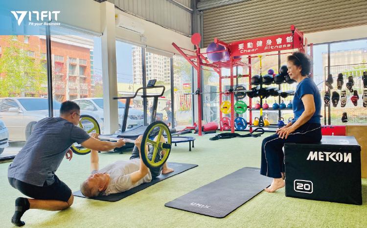 17FIT成功案例:要動健身會館