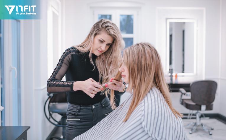 開美髮店流程四步驟