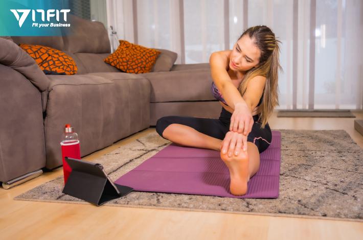 健身直播課協助你養成固定運動習慣